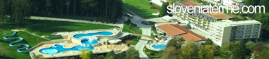 Topolsica Terme in Slovenia